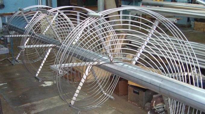 Нестандартные металлические конструкции